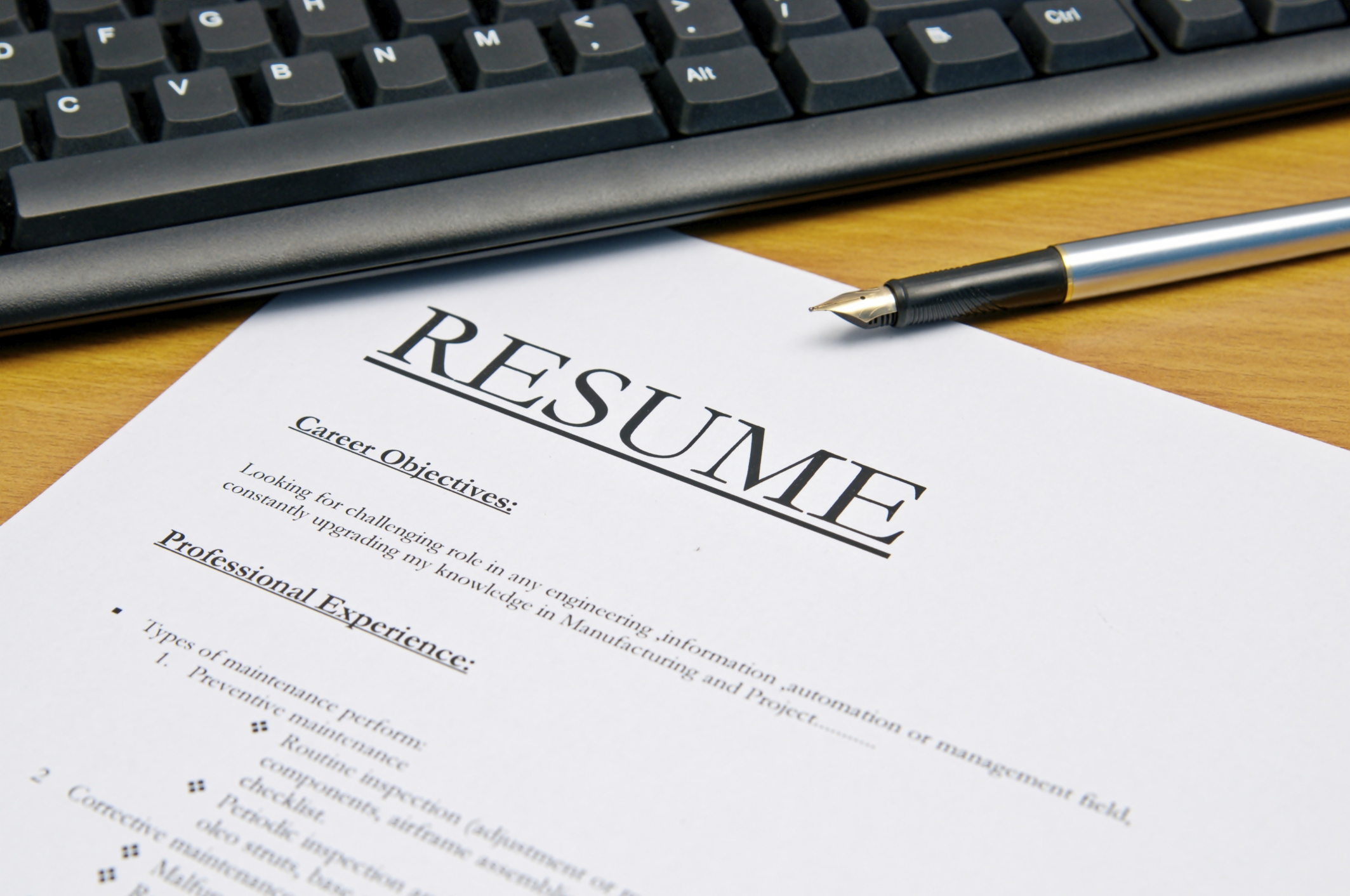How Important is your Resume to get a Job  Buzz2fone resume