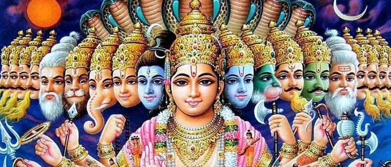 hinduism love