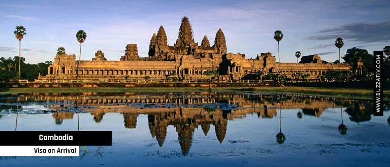 cambodia nepal