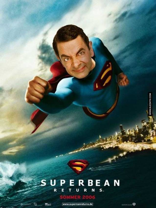 mr bean fit any character