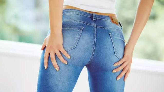 why girls love tight jeans