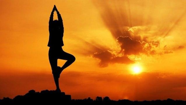 hindu traditions covid yoga