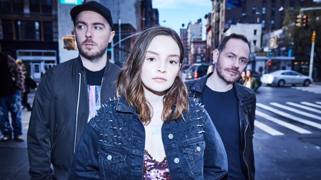 CHVRCHES (Photo by Danny Clinch)
