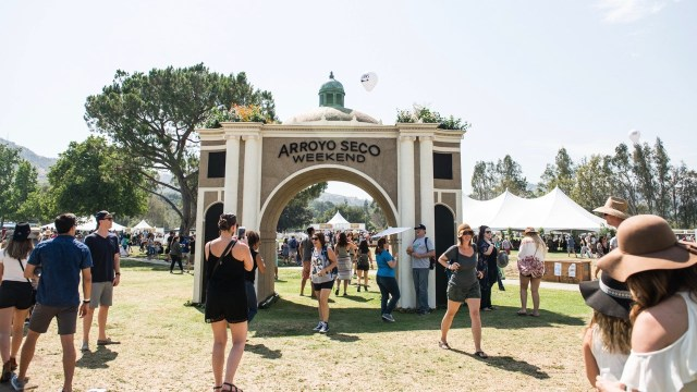Arroyo Seco Weekend 2017 (Photo by Samantha Saturday)