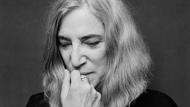 Patti Smith (Photo by Jesse Ditmar)