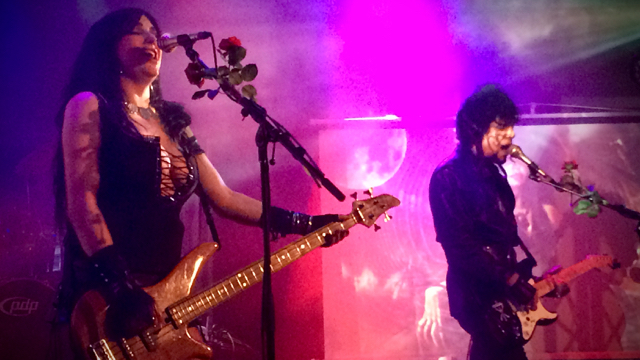 Christian Death at the Whisky