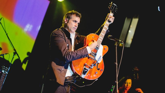 Devotchka at the El Rey Theatre (Photo by Michelle Shiers)