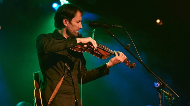 Andrew Bird at the Teragram Ballroom (Photo by David Benjamin)