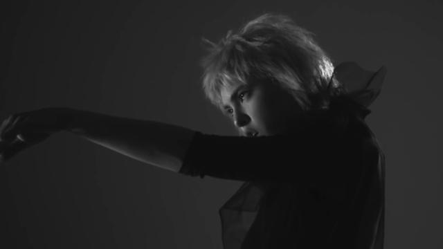 """Miya Folick, in the """"Oceans"""" video"""