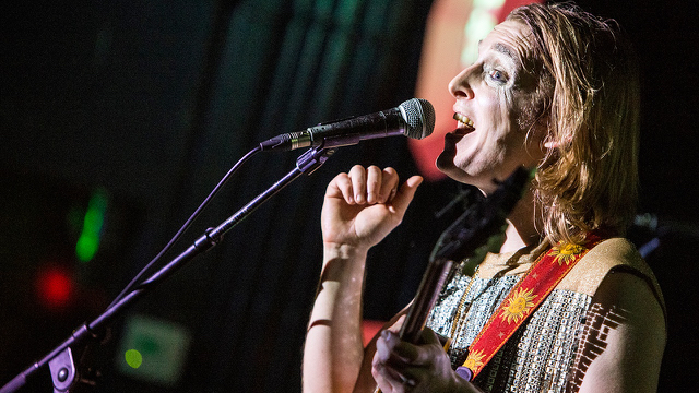 Diane Coffee at the Echo (Photo by Carl Pocket)