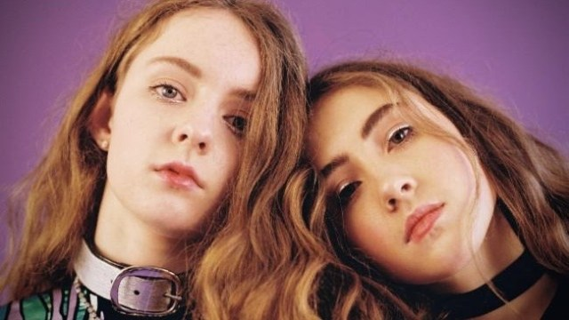 Let's Eat Grandma (Photo by Francesca Allen)