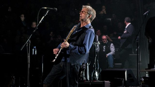 Eric Clapton (Photo by Andre Moglia)