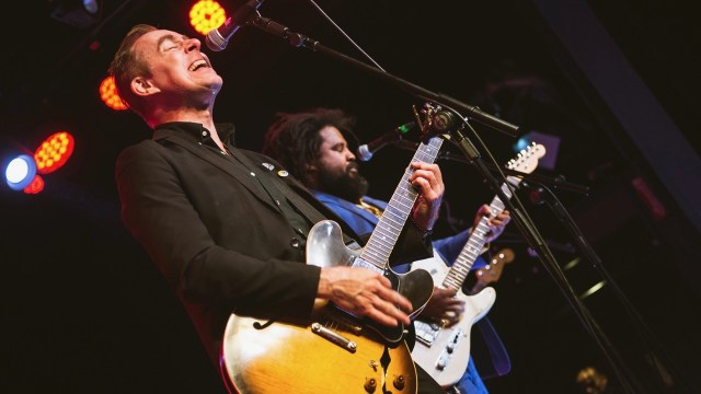 Ted Leo & the Pharmacists at the Teragram Ballroom (Photo by Samantha Saturday)