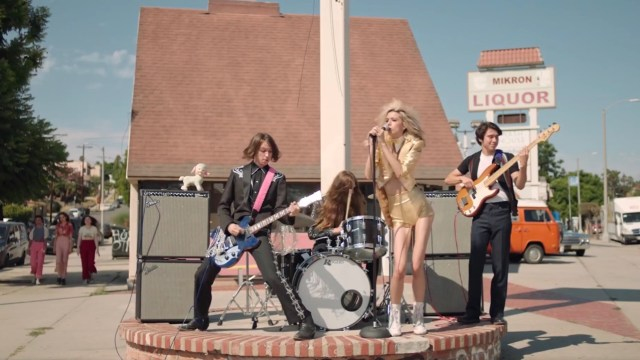 Starcrawler, from the
