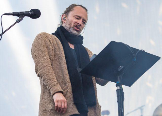 Radiohead by David Brendan Hall