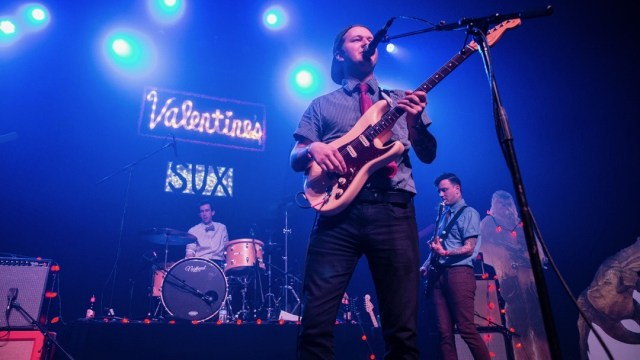 The Frights at the Fonda Theatre (Photo by Samuel C. Ware)