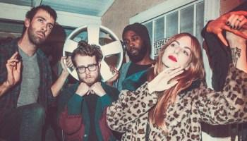 Photos: Ramonda Hammer at the Echo – buzzbands la