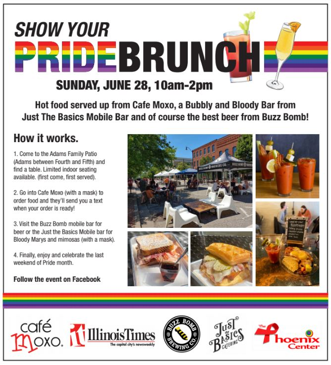 PRIDE BRUNCH
