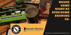 Board Game Night at Buzz Bomb Brewing Co