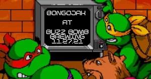 BongoJak at Buzz Bomb Brewing