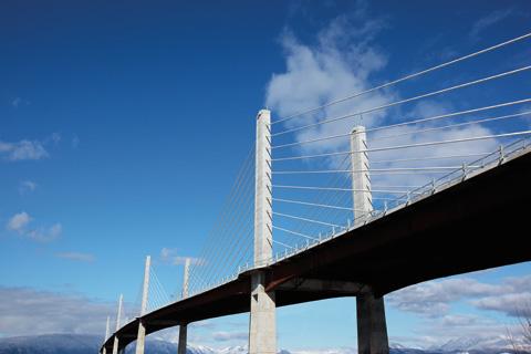 The Golden Ears Bridge opens Tuesday, June 16!
