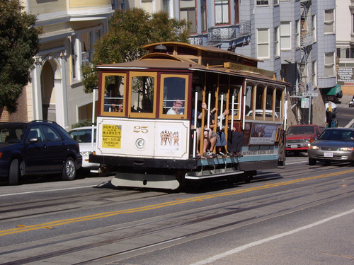 Trolley Car: The Buzzer Blog » It's Not A Cowbell, It's A Trolley Bell