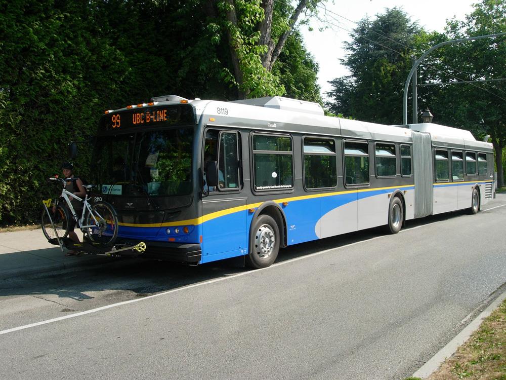 Vancouver Bus Tours City