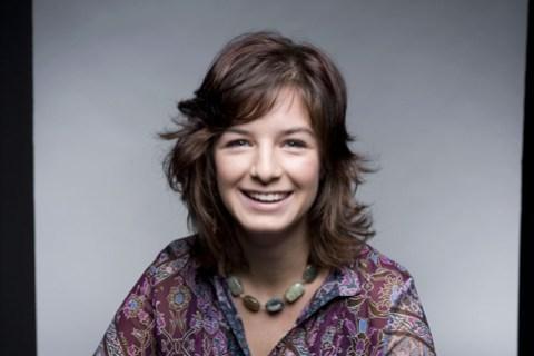 Abbye Dahl, one of the three winners of the U-Pass contest.