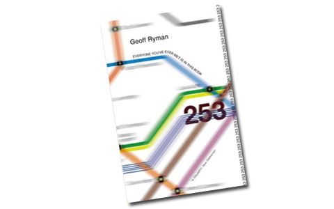 Geoff Ryman's 253.