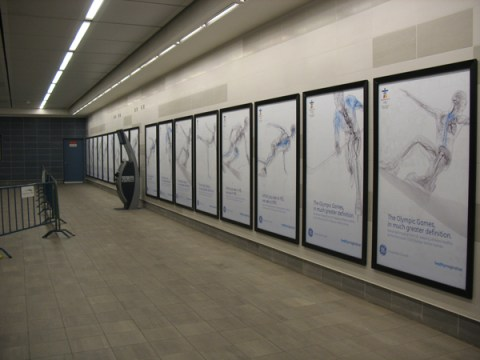 Vancouver City Centre's ads are done by GE.