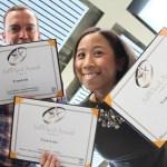 Our 2012 APTA AdWheel awards!