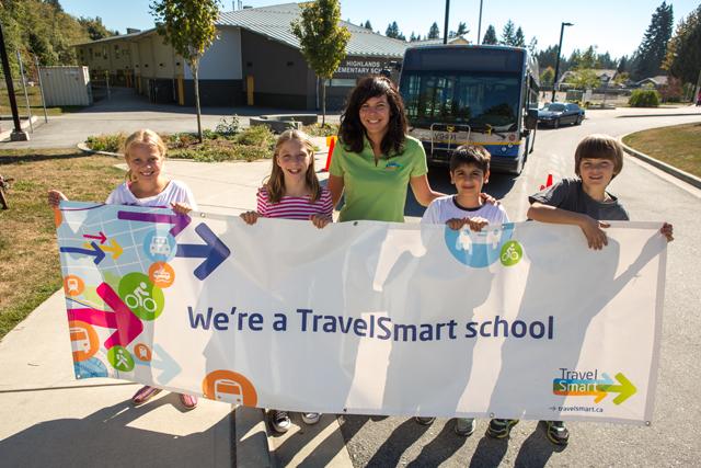 The Buzzer blog » TravelSmart to School – Highland