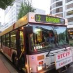 #12 TriMet to Barbur Transit Center