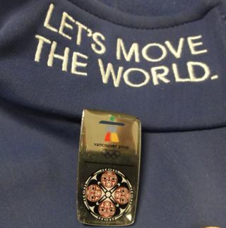 Tim's pin