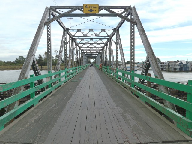 Westham Island Bridge