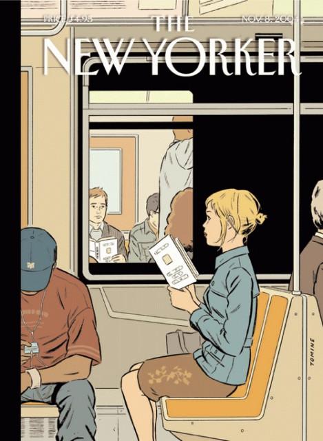 Gorgeous. New Yorker magazine, November 8, 2004 (via BoingBoing)