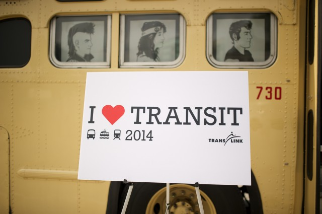 Welcome to the I Love Transit 2014 vintage bus!