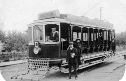 Davie streetcar, 1903