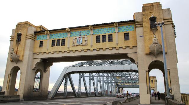 Burrard St Bridge