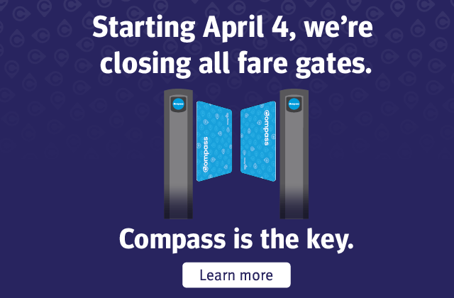 All gates closed is coming soon!