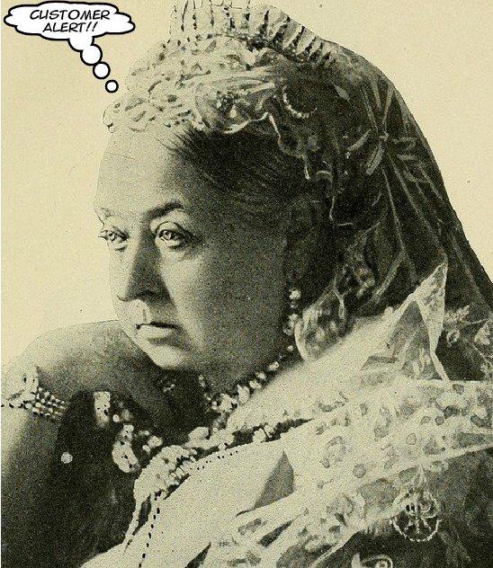 Queen Vicki