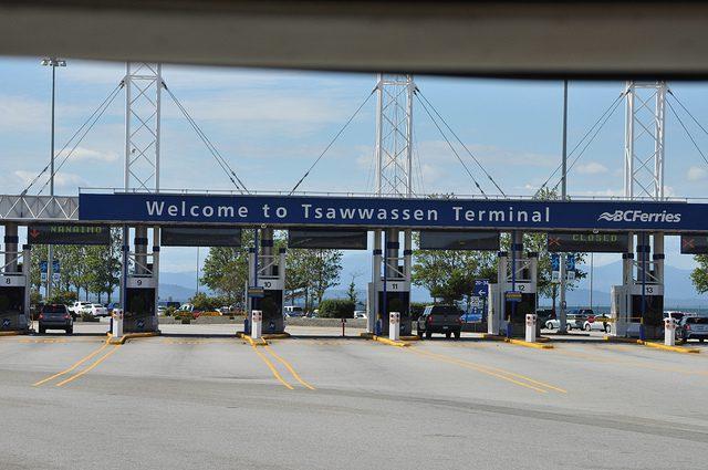 Tsawwassen Ferry Terminal (BCIT)