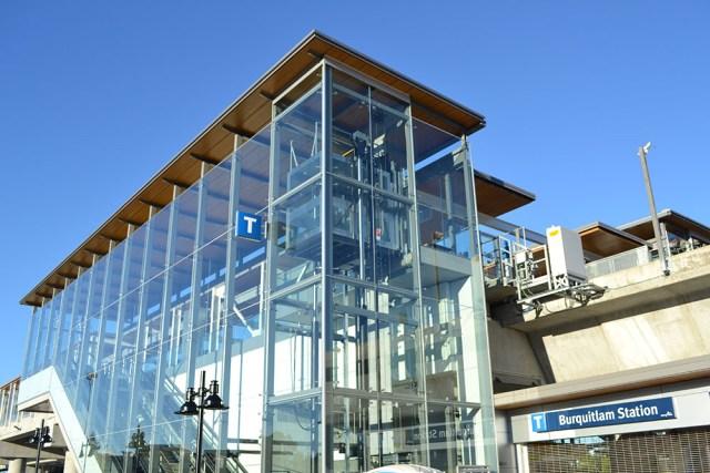Burquitlam Station