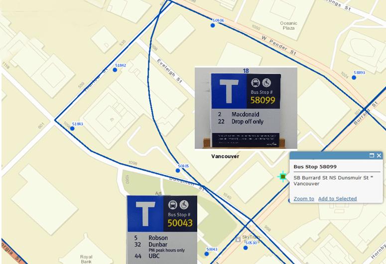 The Buzzer blog » Bus stops