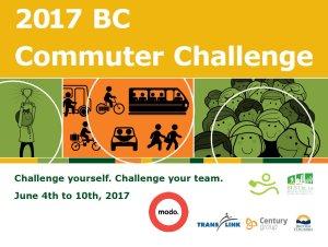 Commuter Challenge BC