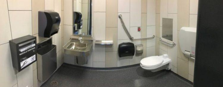 SeaBus Washrooms