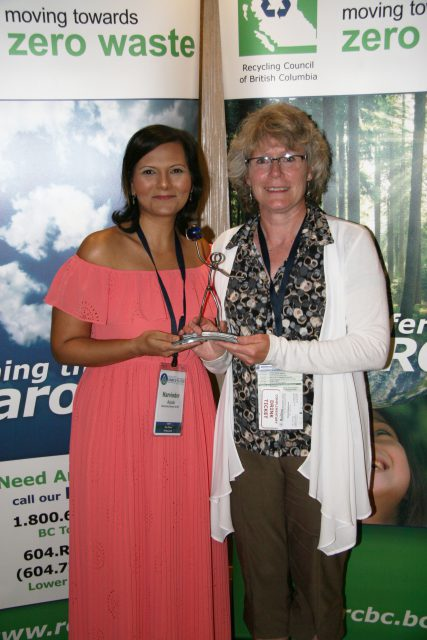 CMBC recognized as RCBC environmental champion