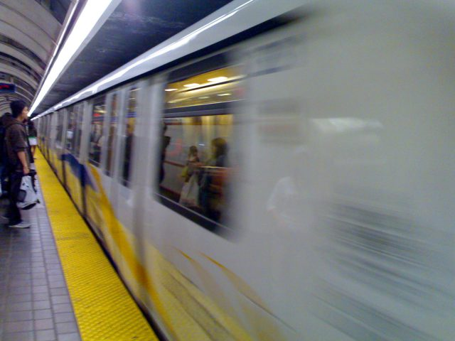 Photo of Mark II SkyTrain