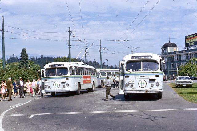 Stanley Park (Chilco) Loop circa 1972