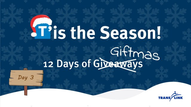 12 Days of Giftmas - Day 3